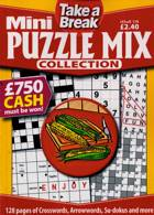 Tab Mini Puzzle Mix Coll Magazine Issue NO 119