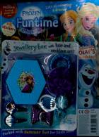 Frozen Funtime Magazine Issue NO 13