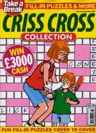 Take A Break Crisscross Collection Magazine Issue NO 10