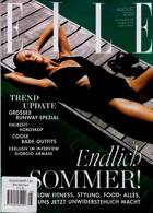 Elle German Magazine Issue NO 8