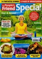 Peoples Friend Special Magazine Issue NO 196