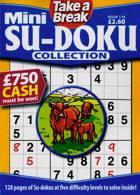 Tab Mini Sudoku Collection Magazine Issue NO 119