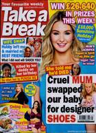 Take A Break Magazine Issue NO 35