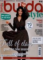 Burda Style Magazine Issue NO 9