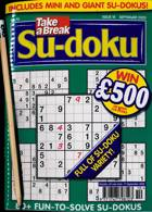 Take A Break Sudoku Magazine Issue NO 10