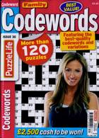 Family Codewords Magazine Issue NO 30