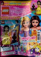Lego Disney Princess Magazine Issue NO 5