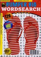 Bumper Big Wordsearch Magazine Issue NO 221