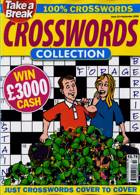Take A Break Crossword Collection Magazine Issue NO 10