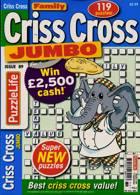 Family Criss Cross Jumbo Magazine Issue NO 89