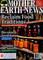 Mother Earth News Magazine Issue