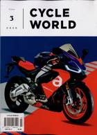 Cycle World (Usa) Magazine Issue VOL59/3