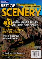 Model Railroader Magazine Issue SCENERY