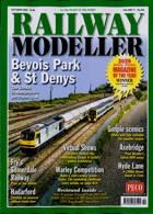 Railway Modeller Magazine Issue OCT 20