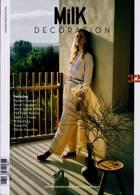 Milk Decoration French Magazine Issue 32