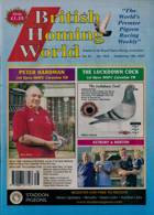 British Homing World Magazine Issue NO 7543