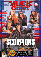 Rock Candy Magazine Issue Issue 22