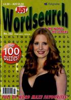Just Wordsearch Magazine Issue NO 332