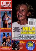 Diez Minutos Magazine Issue NO 3603