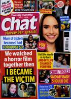 Chat Monthly Magazine Issue NOV 20