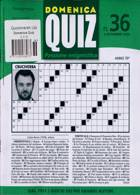 Domenica Quiz Magazine Issue NO 36