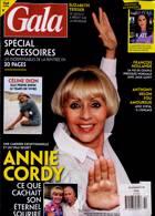 Gala French Magazine Issue NO 1422