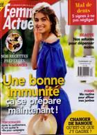 Femme Actuelle Magazine Issue NO 1876
