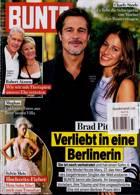 Bunte Illustrierte Magazine Issue NO 37