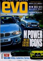 Evo Magazine Issue NOV 20