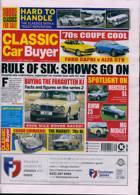 Classic Car Buyer Magazine Issue 23/09/2020