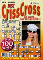 Just Criss Cross Magazine Issue NO 284