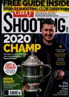 Clay Shooting Magazine Issue NOV 20
