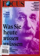 Focus (German) Magazine Issue NO 36