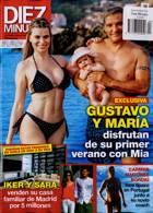 Diez Minutos Magazine Issue NO 3602