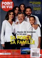 Point De Vue Magazine Issue NO 3759