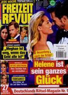 Freizeit Revue Magazine Issue NO 38
