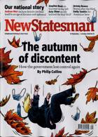New Statesman Magazine Issue 25/09/2020