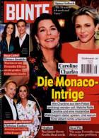 Bunte Illustrierte Magazine Issue NO 38