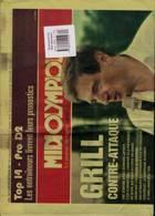 Midi Olympique Magazine Issue NO 5562