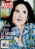 Paris Match Magazine Issue NO 3722