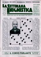 La Settimana Enigmistica Magazine Issue NO 4616