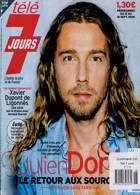 Tele 7 Jours Magazine Issue NO 3146