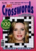 Just Crosswords Magazine Issue NO 306