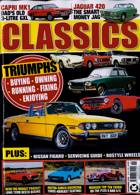 Classics Magazine Issue NOV 20