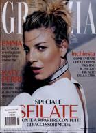 Grazia Italian Wkly Magazine Issue NO 37