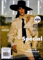 Elle French Weekly Magazine Issue NO 3897