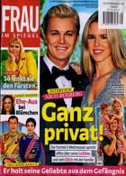 Frau Im Spiegel Weekly Magazine Issue NO 38