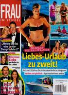 Frau Im Spiegel Weekly Magazine Issue NO 37