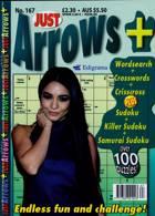 Just Arrows Plus Magazine Issue NO 167