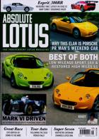 Absolute Lotus Magazine Issue NO 16